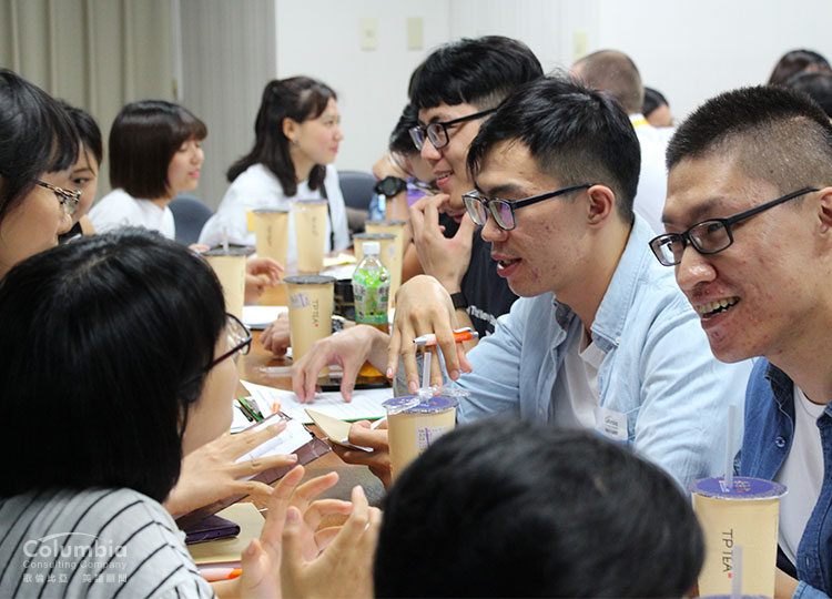 Speed Dating Question讓大家玩的不亦樂乎~