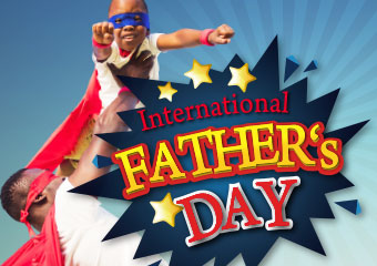 國際父親節 International Father's Day